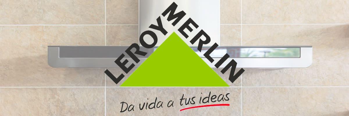 Campana Extractora Leroy Merlin