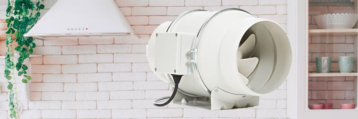 Ventilador Extractor Cocina